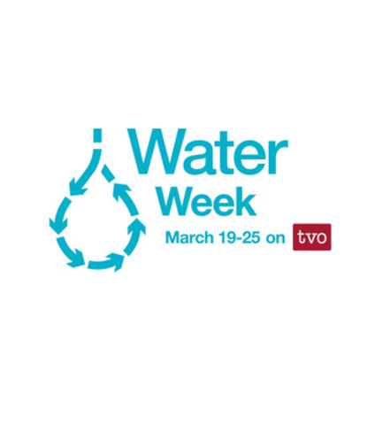 TVO Water Week Logo (CNW Group/TVO)