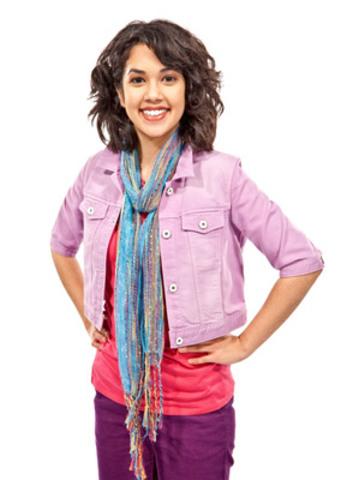 Kara Harun, host TVOKids The Space. (CNW Group/TVO)