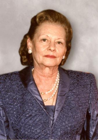 Madame Liliane M. Stewart est décédée le 3 mai à Montréal à l'âge de 85 ans. (Groupe CNW/Fondation Macdonald Stewart)