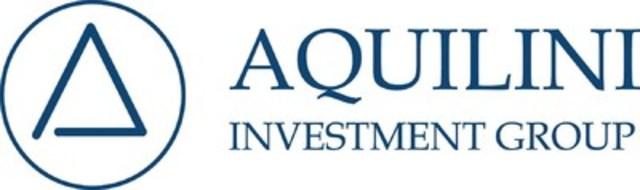 Logo : Aquilini Groupe Investissement (Groupe CNW/Aquilini Groupe Investissement)