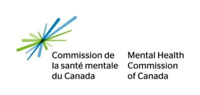 Logo : Commission de la santé mentale due Canada (Groupe CNW/Commission de la santé mentale du Canada)