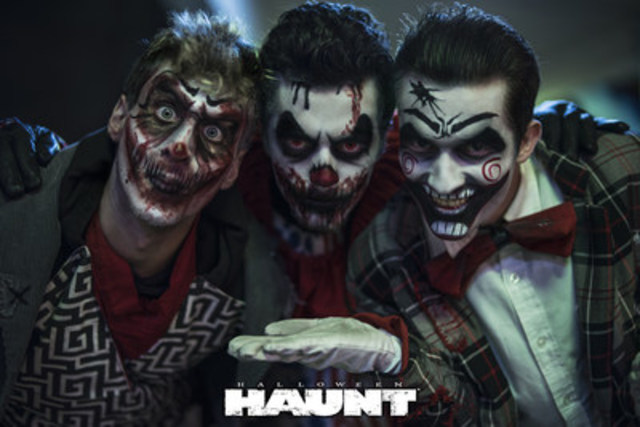 Halloween Haunt: What you see will scare you, what you don't see will Haunt you. (CNW Group/Canada's Wonderland Company)