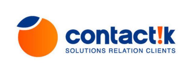 Contactik Solutions relation clients - Tirer plus de jus de vos Contactik Solutions relation clients (Groupe CNW/Contactik inc.)
