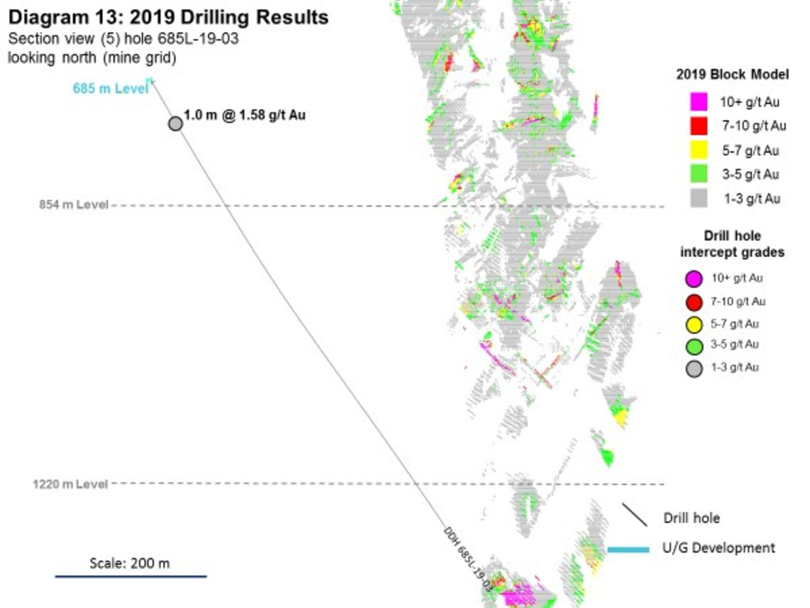 Diagram 13: 2019 Drilling Results