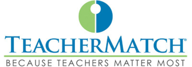 Logo TeacherMatch (Groupe CNW/TeacherMatch)