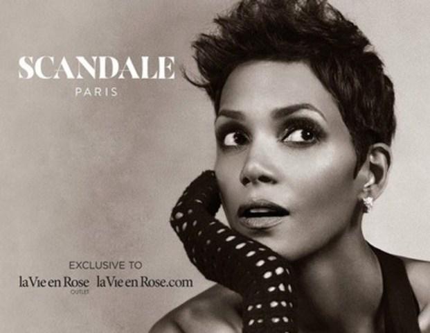 Scandale Paris - Exclusive to la Vie en Rose - laVieenRose.com (CNW Group/La Vie en Rose)