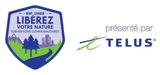 Fonds mondial pour la nature (WWF Canada) subventions communautaires de Libérez votre nature présenté par TELUS (Groupe CNW/Fonds mondial pour la nature - Canada)