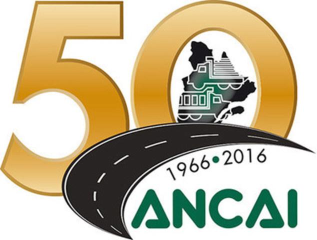 Logo : Association nationale des camionneurs artisans inc. (Groupe CNW/Association nationale des camionneurs artisans inc. (ANCAI))