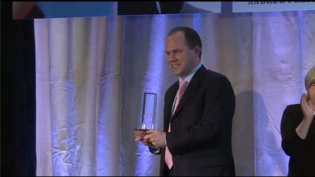 Video: B-Roll only - Video: Andrew Preston Wins the 2013 Charles Taylor Prize for Literary Non-Fiction.