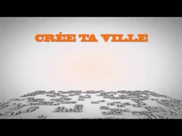 Vidéo : Une vidéo du concours techno « Crée ta ville » du 7 mai 2015 réalisée par David Lawlor