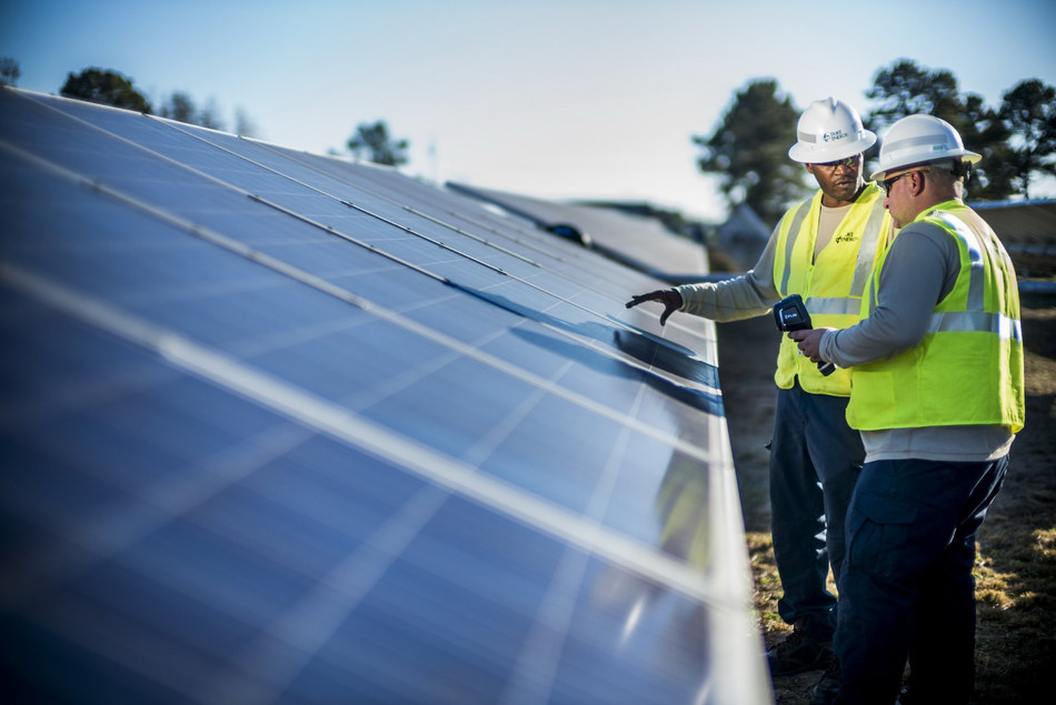 Duke Energy's 35 solar facilities in North Carolina are helping the state keep a firm hold as the nation's No. 2 solar state. North Carolina's annual solar energy production rose 36 percent in 2018, according to federal government data.