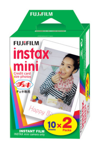 Fujifilm Instax Mini Instant Film (CNW Group/FUJIFILM Canada Inc.)