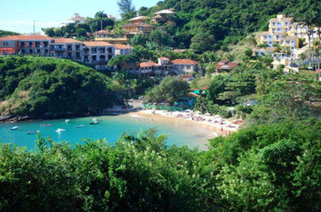 Buzios beach in Rio de Janeiro, Brazil is a hot spot worth splurging on (CNW Group/Hotels.com)