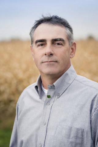 Marcel Groleau, producteur laitier de Thetford Mines, est réélu pour un troisième mandat consécutif à la présidence générale de l'Union des producteurs agricoles (UPA). (Groupe CNW/Union des producteurs agricoles)