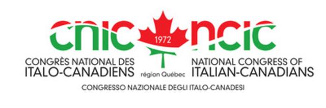 Congrès National Des Itaolo-Canadien (Groupe CNW/Congrès national des Italo-Canadiens)