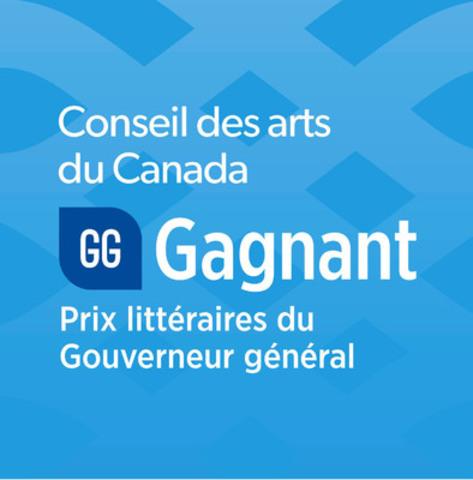 Sceau des gagnants (Groupe CNW/Conseil des arts du Canada)