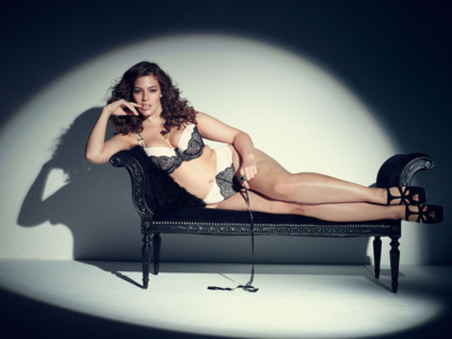 Ashley Graham. (Groupe CNW/Addition Elle)