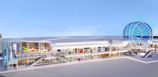 "Erin Mills Town Centre ""Cross-section"" (CNW Group/CEDA International Corporation) (CNW Group/Erin Mills Town Centre)"