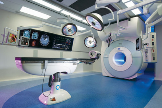 IMRIS Surgical Suite. (CNW Group/IMRIS Inc.)