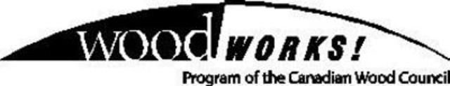 Wood WORKS! Alberta - Program of the Canadian Wood Council (CNW Group/Wood WORKS! Alberta)