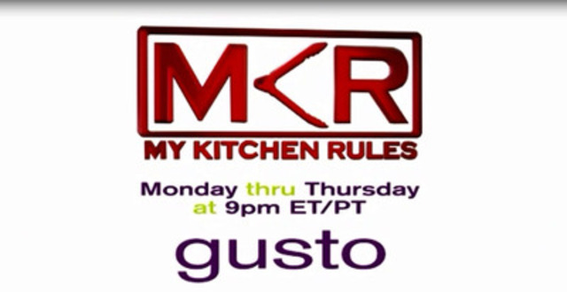 VIDEO: Gusto TV to launch #1 Aussie hit TV series 'My Kitchen Rules'
