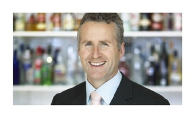 Paul Duffy, Corby Spirit and Wine Limited's new director, effective July 1, 2016. (CNW Group/Corby Spirit and Wine Limited)