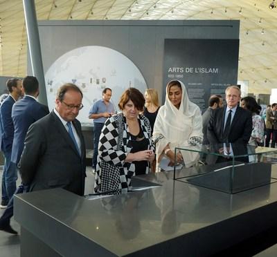 متحف اللوفر في باريس يفتتح مساحات جديدة وموسعة في قسم الفنون الإسلامية بدعم من مؤسسة الوليد للإنسانية العالمية