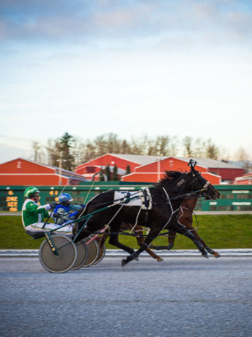 Fraser Downs Racetrack & Casino / March 18, 2014 (CNW Group/Fraser Downs Racetrack and Casino)