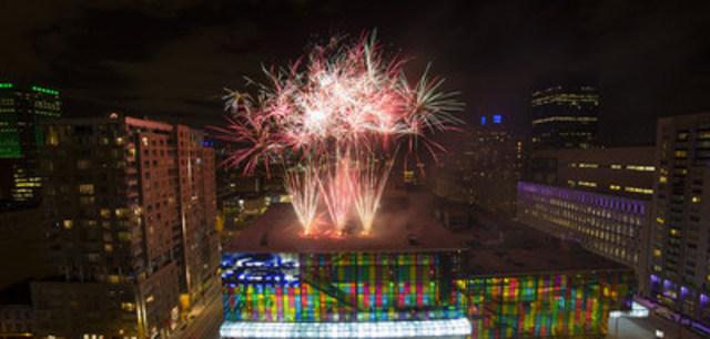 For a fifth consecutive year, Montréal ranks first in the Americas for international events. (CNW Group/Palais des congrès de Montréal)